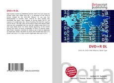 Capa do livro de DVD+R DL