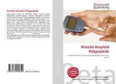 Bookcover of Proislet Amyloid Polypeptide