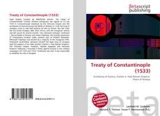 Treaty of Constantinople (1533)的封面