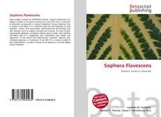 Bookcover of Sophora Flavescens