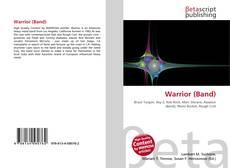 Warrior (Band) kitap kapağı