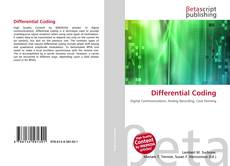 Couverture de Differential Coding