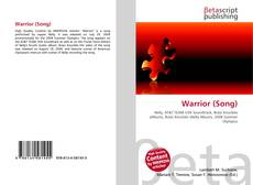 Bookcover of Warrior (Song)