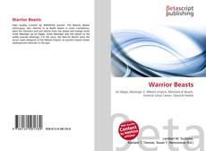 Bookcover of Warrior Beasts