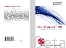 Bookcover of Treaty of Ceprano (1080)