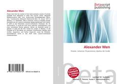 Alexander Men kitap kapağı