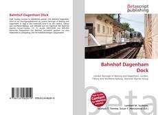 Buchcover von Bahnhof Dagenham Dock