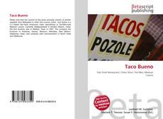 Capa do livro de Taco Bueno