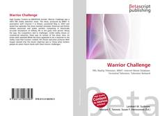 Warrior Challenge kitap kapağı