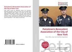 Borítókép a  Patrolmen's Benevolent Association of the City of New York - hoz