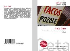 Borítókép a  Taco Time - hoz