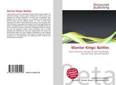 Couverture de Warrior Kings: Battles