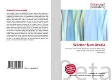 Copertina di Warrior Nun Areala