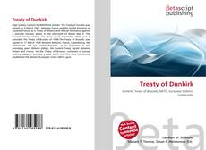 Capa do livro de Treaty of Dunkirk