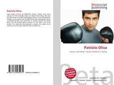 Patrizio Oliva kitap kapağı