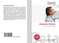 Обложка Alexander Michels