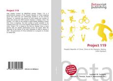 Bookcover of Project 119