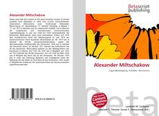 Bookcover of Alexander Miltschakow