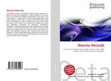 Bookcover of Warrior Records