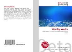 Capa do livro de Worsley Works
