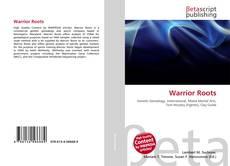 Warrior Roots kitap kapağı