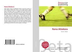 Nana Attakora kitap kapağı