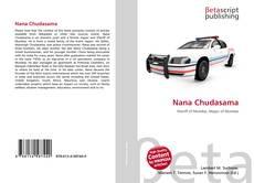 Bookcover of Nana Chudasama