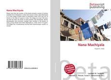 Nana Machiyala kitap kapağı