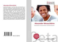 Alexander Mnouchkine的封面