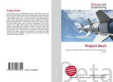 Bookcover of Project Devil