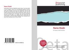 Nana Osaki kitap kapağı