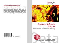 Portada del libro de Customer Reference Program