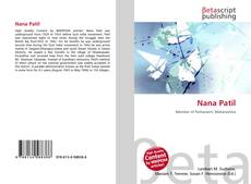 Bookcover of Nana Patil