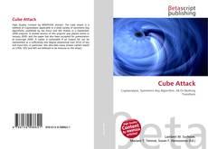 Portada del libro de Cube Attack