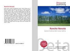 Capa do livro de Rancho Novato