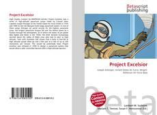 Project Excelsior kitap kapağı