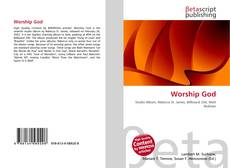 Bookcover of Worship God