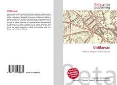 Bookcover of Vidikovac