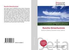 Rancho Omochumnes的封面