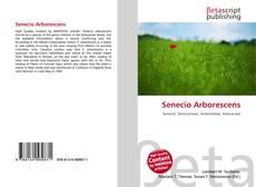 Bookcover of Senecio Arborescens