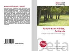 Couverture de Rancho Palos Verdes, California
