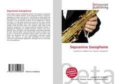 Capa do livro de Sopranino Saxophone