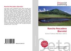 Bookcover of Rancho Pescadero (Barreto)