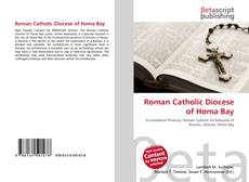 Bookcover of Roman Catholic Diocese of Homa Bay