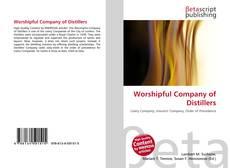 Borítókép a  Worshipful Company of Distillers - hoz