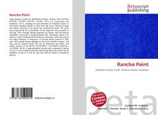 Bookcover of Rancho Point
