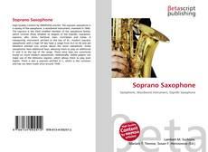 Capa do livro de Soprano Saxophone