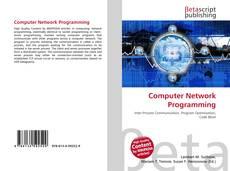 Portada del libro de Computer Network Programming