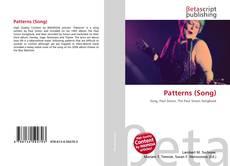 Portada del libro de Patterns (Song)