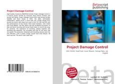 Buchcover von Project Damage Control